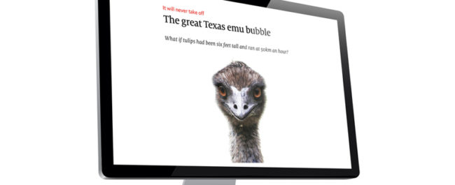 Emus & other 'exotic' investments